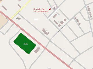 Земля под строительство Lot petru constructii 3300 €