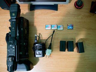 Camera video Canon XF305