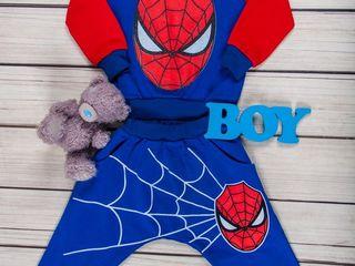 Новый костюм Spider Man на 3 года