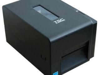 Принтер этикеток TSC TE200 – настольный  мощный  принтер с качеством печати 203 dpi