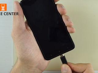 Xiaomi RedMi Note 5A Prime Nu se încarcă smartphone-ul. Înlocuiți conectorul!