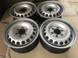 Продам новые стальные диски для Mercedes Sprinter (Delfin) и VW Crafter  R16 6x130