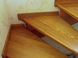Деревянные лестницы (бук)(дуб)(ясень)