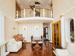 Penthouse apartment located at the highest elevation of Chisinau!