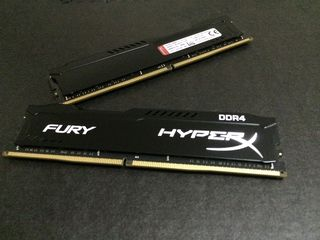 Kingston HyperX FURY Black 16GB