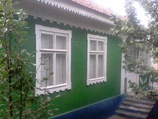 Casa la vinzare 14500e sau schimb pe apartament cu o odaie in chisinau, 15 km pret negociabil