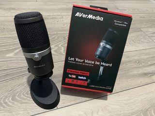 Новый USB Микрофон - Avermedia AM310