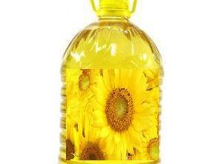 Ulei Floarea Soarelui dublu rafinat