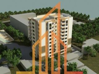 Продаются 1, 2, 3-х комнатные квартиры в новом жилом комплексе.