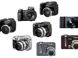 Canon, Nikon, Fuji, Panasonic - новые фотоаппараты!