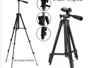 Штатив для камеры и телефона tripod 3110, 3120 и s2 . штатив yuteng 5208!!