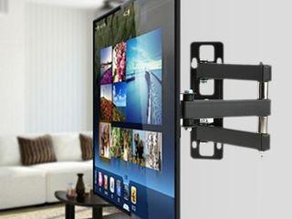 Кронштейны для телевизоров  LED, LCD, plasma. Установка телевизоров на стену.