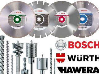 Профессиональный инструмент по бетону. Фирмы Bosch, Hawera,Wurth, Heller и т.д.