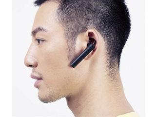 Bluetooth гарнитура Xiaomi - (Новая модель с клавишами громкости) New