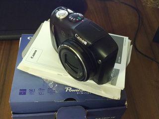 Vând Canon SX150 IS