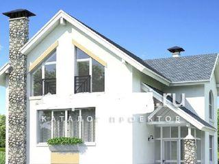 Строящийся дом в квартале НИИ