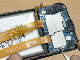 Samsung Galaxy M30s АКБ сдает позиции? Заберем и заменим в короткие сроки!