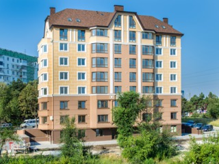 ТОЛЬКО ДО НОВОГО ГОДА !!!! кирпич 7 этажей, премиум класс, сдан в эксплуатацию,от 595  евро/м2!