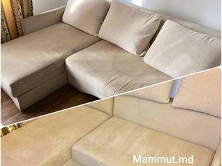 Curatare canapele , spalare canapele si fotolii in  Chisinau si Suburbii