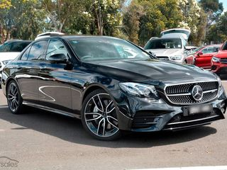 Mercedes-Benz E-Class 2020 AMG аренда/chirie