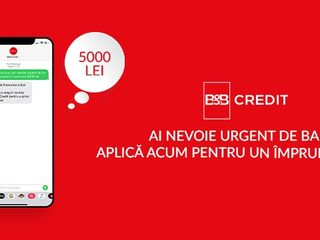 Ai nevoie urgent de bani? Noi te ajutăm!