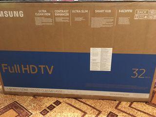 Samsung 32m5502 Full hd SMART TV nou in cutie doar la 5750 lei...