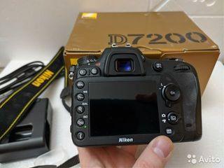 Nikon d7200 d7100 body si obiective.