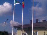 Флагштоки и флаги!