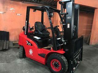 Stivuitor 2,5t dizel tractor