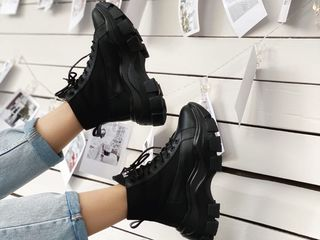 Prada Milano Sneakers Block Triple Black