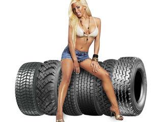 Шины в ассортименте для грузовиков, тягачей, камазов, прицепов...