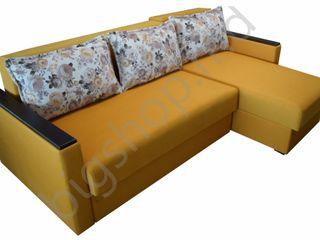 Canapea de colt Confort N-3 (302). Posibil în credit!!
