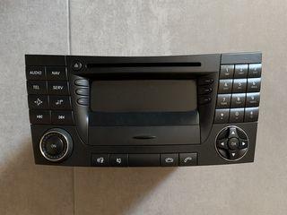 Mercedes w211 Comand