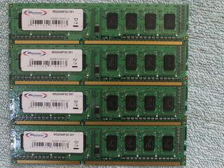 Ram PCstatinar 2GB DDR3 din Germania Aduse ( obtom mai eftin )
