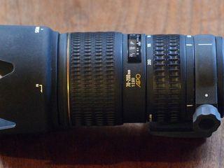 Nikon Sigma 70 200mm 2.8F D Nou