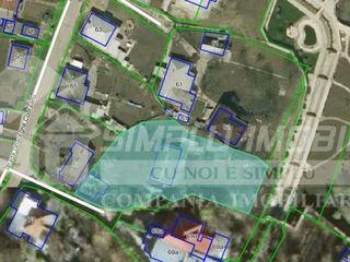 Se vinde teren pentru construcție, 14,35 ari, la sector Buiucani, pe str. Gheorghe Codreanu.