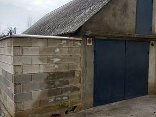 Se vinde garaj unic 36 m2 cu subsol si pod. Durlesti str. Cartusa