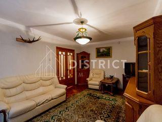 Închiriere, apartament cu 4 odăi, Botanica, str. Zelinski, mobilat