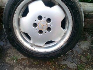 Mercedes оригинальные диски