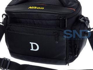 Nikon, geanta pentru aparat foto. Сумка для фотоаппаратов
