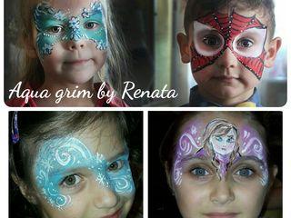 Aqua grim,body art,face painting,make up.Рисунок на лице,аквагрим на Хэллоуин,день рождение,торжеств