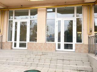 Chirie, spatiu comercial sau oficiu, Botanica, prima linie 600 € /luna