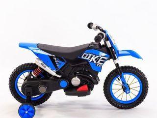 Bike electric albastru/Livrare gratuita in toata Moldova/3300 lei