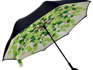 Зонт наоборот Up-Brella - супер подарок (Umbrela reversibila)