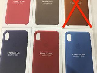 iPhone X, XS, XS Max Folio Leather & Silicone Case iPhone 7/8 Plus 100% Originale Sigilate