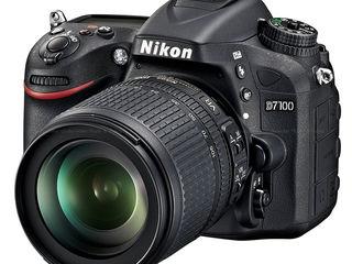 Nikon D7100 24.1 MP DX-Format CMOS Digital SLR в отличном состоянии!