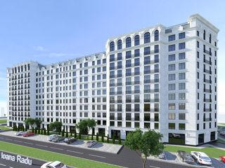 Apartament cu 1 cameră + living în sectorul Buiucani - Flacăra
