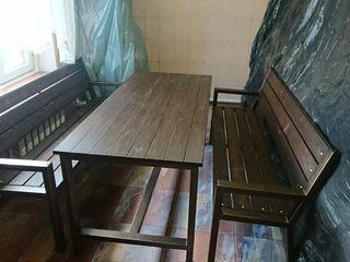 Продам две новые скамейки