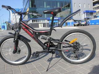 "biciclete noi marime 20"",cu viteze,super pret si calitate,magazin Motoplus"