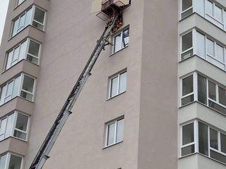 Lift mobil exterior